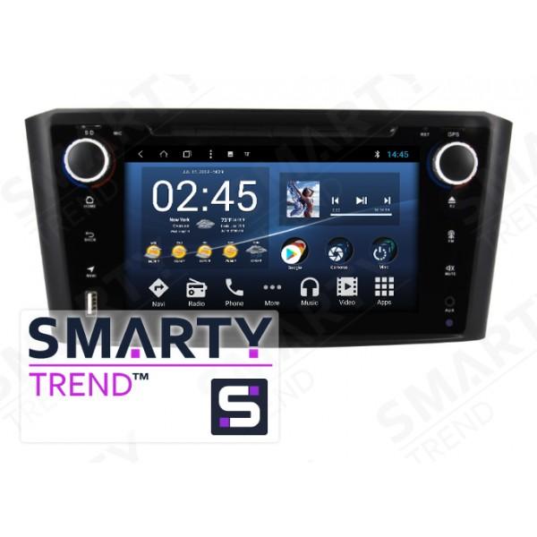 Штатная магнитола Smarty Trend для Toyota Avensis 2008 - Android 8.1 (9.0)