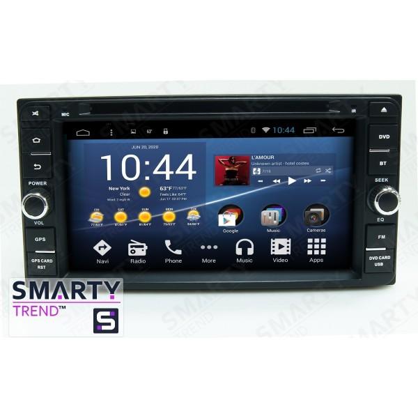 Штатная магнитола Smarty Trend для Toyota Hilux 2007-2011 - Android 8.1 (9.0)