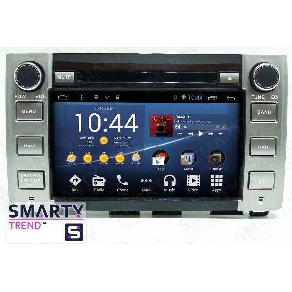 Штатная магнитола Smarty Trend для Toyota Tundra II Restyle (2013+) - Android 8.1 (9.0)