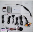 Штатная магнитола Smarty Trend ST3P2-516PK1716 для Volkswagen Tiguan на Android 7.1.2 (Nougat)