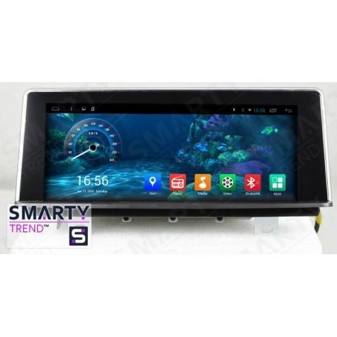 Штатная магнитола Smarty Trend ST3PW-516P2098 для BMW 1 Series F20 2013+ на Android 7.1.2 (Nougat)