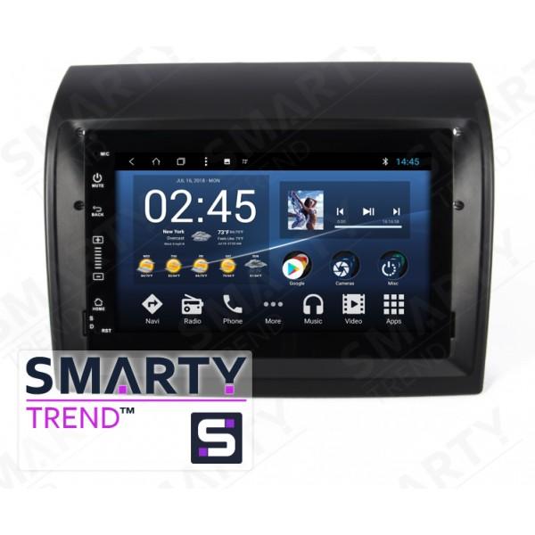 Штатная магнитола Smarty Trend для Fiat Ducato - Android 8.1 (9.0)