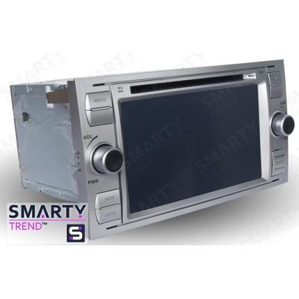 Штатная магнитола Smarty Trend для Ford C-Max 2002-2010 - Android 8.1 (9.0)