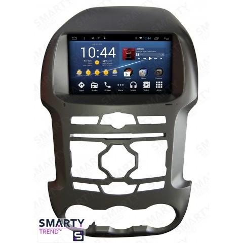 Штатная магнитола Smarty Trend ST3P2-516PK5707 для Ford Ranger на Android 7.1.2 (Nougat)
