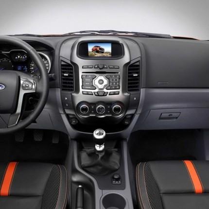 Штатная магнитола Smarty Trend для Ford Ranger - Android 7.1