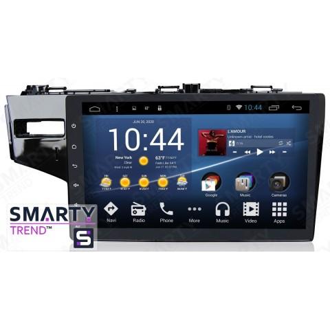 Штатная магнитола Smarty Trend ST3P2-516PK3690 для Honda Jazz | Fit 2014-2015 на Android 7.1.2 (Nougat)