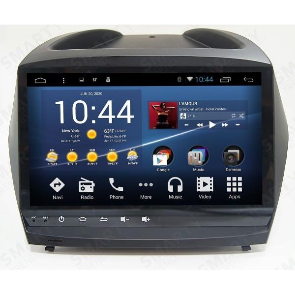 Штатная магнитола Smarty Trend для Hyundai ix35 - Android 7.1