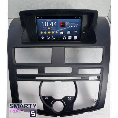 Штатная магнитола Smarty Trend ST3P2-516P8727 для Mazda BT-50 2016+ на Android 7.1.2 (Nougat)