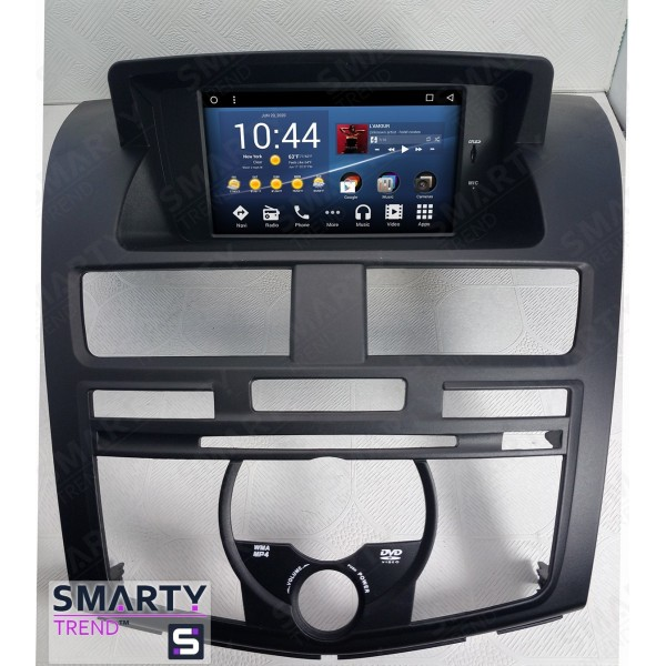 Штатная магнитола Smarty Trend для Mazda BT-50 2016+ - Android 7.1