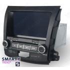 Штатная магнитола Smarty Trend ST3P2-516PK6950 для Mitsubishi Outlander XL 2005-2012 на Android 7.1.2 (Nougat)