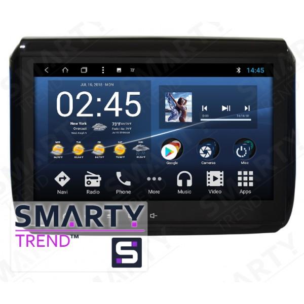 Штатная магнитола Smarty Trend для Peugeot 208 - Android 8.1 (9.0)