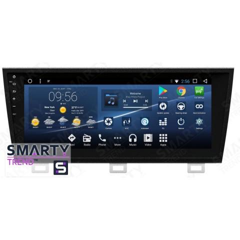 Штатная магнитола Smarty Trend ST3PW2-516P1992 для Subaru Outback 2015+ на Android 7.1.2 (Nougat)