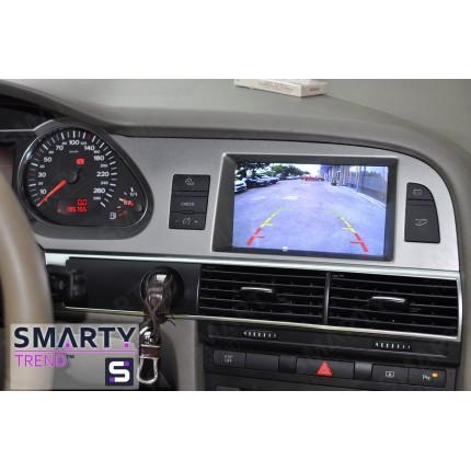 Штатная магнитола Smarty Trend для Audi A6 - Android 7.1