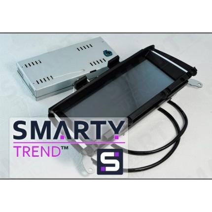 Штатная магнитола Smarty Trend для BMW X3 Series (F25) 2010-2017 - Android 7.1