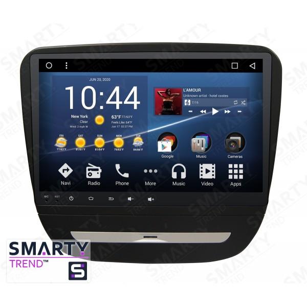 Штатная магнитола Smarty Trend для Chevrolet Malibu - Android 8.1 (9.0)