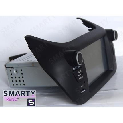 Штатная магнитола Smarty Trend для Fiat Fiorino - Android 8.1 (9.0)