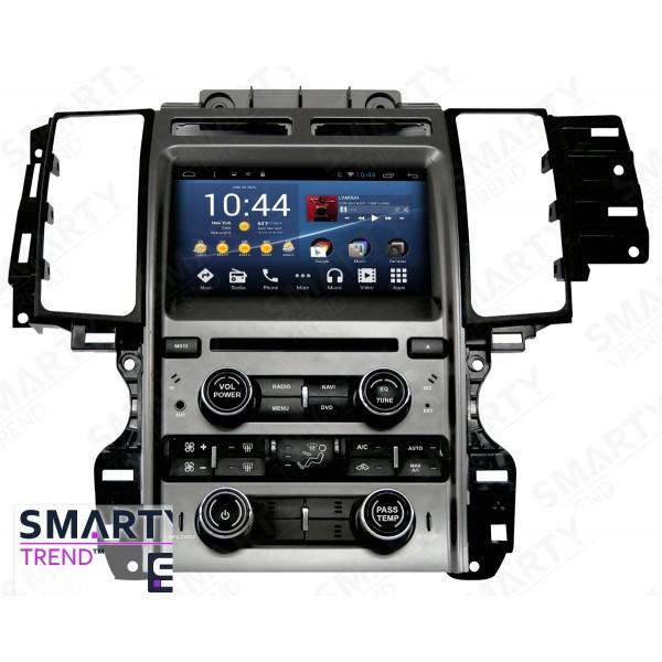 Штатная магнитола Smarty Trend для Ford Taurus - Android 8.1 (9.0)