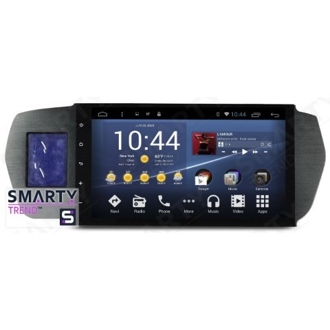 Штатная магнитола Smarty Trend ST3P-516P8636 для Honda Odyssey на Android 7.1.2 (Nougat)