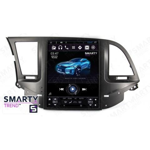 Штатная магнитола Smarty Trend ST8UT-516K97007 для Hyundai Elantra 2016+ на Android 6.0.1 (Marshmallow)