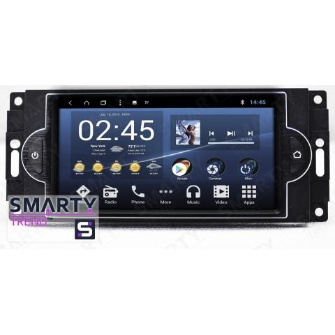Штатная магнитола Smarty Trend ST3P2-516P8757 для Jeep Commander на Android 7.1.2 (Nougat)