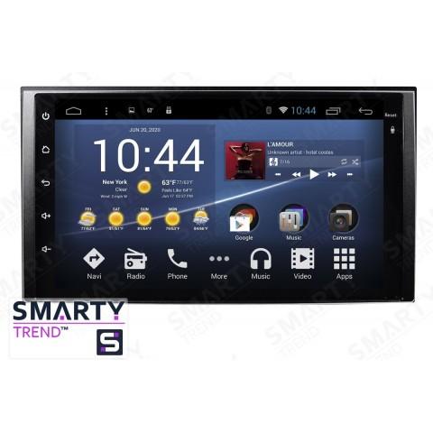 Штатная магнитола Smarty Trend ST3P2-516P3998 для KIA Sorento 2003-2009 на Android 7.1.2 (Nougat)