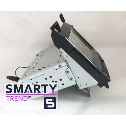 Штатная магнитола Smarty Trend для Lexus CT 200 - Android 7.1
