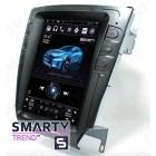 Штатная магнитола Smarty Trend ST8UT-516K10429 для Lexus IS на Android 6.0.1 (Marshmallow)