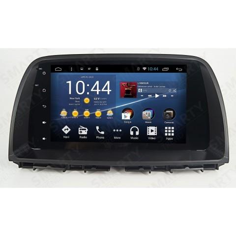 Штатная магнитола Smarty Trend ST3P2-516PK8697 для Mazda CX5 на Android 7.1.2 (Nougat)