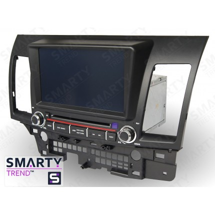 Штатная магнитола Smarty Trend для Mitsubishi Lancer 2007-2012 - Android 8.1 (9.0)