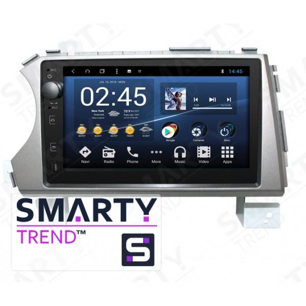 Штатная магнитола Smarty Trend для SsangYong Actyon - Android 8.1 (9.0)