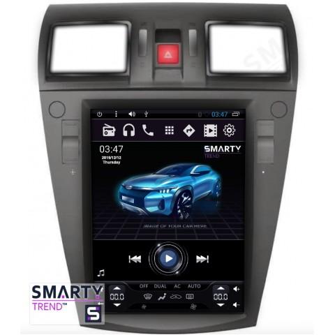Штатная магнитола Smarty Trend ST8UT-516K10428 для Subaru Forester 2013+ на Android 6.0.1 (Marshmallow)
