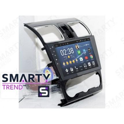 Штатная магнитола Smarty Trend для Subaru XV - Android 7.1