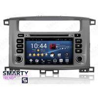 Штатная магнитола Smarty Trend для Toyota Land Cruiser 100 - Android 7.1