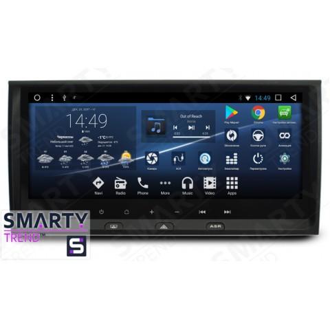 Штатная магнитола Smarty Trend ST3PW2-516P8992 для Audi A6 на Android 7.1.2 (Nougat)