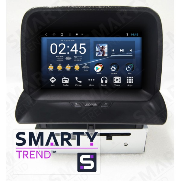 Штатная магнитола Smarty Trend для Ford Tourneo - Android 8.1 (9.0)