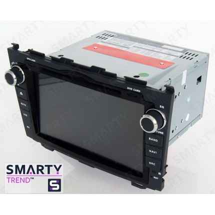 Штатная магнитола Smarty Trend для Honda CR-V 2006-2011 - Android 8.1 (9.0)