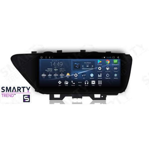 Штатная магнитола Smarty Trend для Lexus ES - Android 7.1