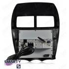 Штатная магнитола Smarty Trend ST3P2-516PK6988 для Mitsubishi ASX 2010-2012 на Android 7.1.2 (Nougat)