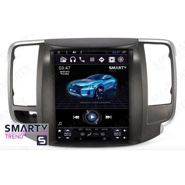 Штатная магнитола Smarty Trend для Nissan Teana 2008-2013 (Tesla Style) - Android 6.0