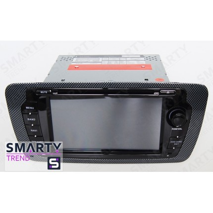 Штатная магнитола Smarty Trend для Seat Ibiza - Android 8.1 (9.0)