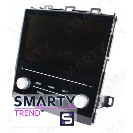 Штатная магнитола Smarty Trend для Subaru XV 2018+ - Android 8.1 (9.0)