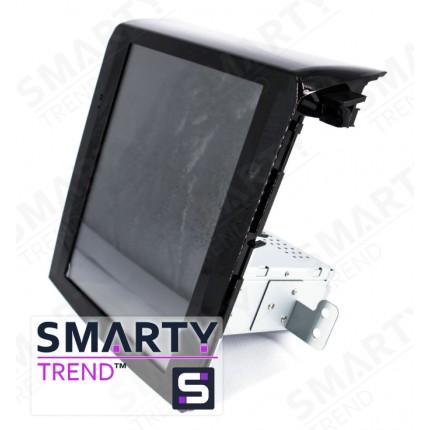 Штатная магнитола Smarty Trend для Subaru XV 2018+ (Tesla Style) - Android 6.0