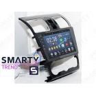 Штатная магнитола Smarty Trend ST3P2-516PK1990 для Subaru XV на Android 7.1.2 (Nougat)