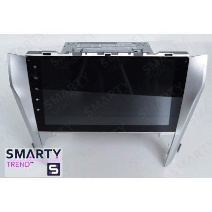 Штатная магнитола Smarty Trend для Toyota Camry V50 2011-2014 - Android 7.1
