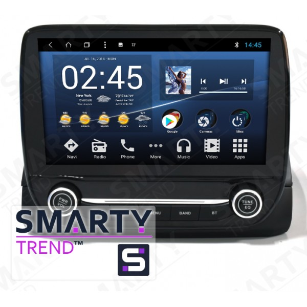 Штатная магнитола Smarty Trend для Ford Ecosport 2017 - Android 8.1 (9.0)