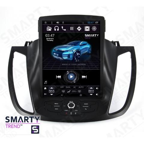 Штатная магнитола Smarty Trend ST8UT-516K97022 для Ford Kuga 2013-2017 на Android 6.0.1 (Marshmallow)