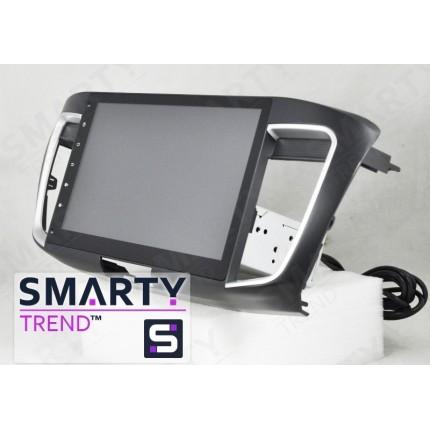 Штатная магнитола Smarty Trend для Honda Accord 9 2013+ - Android 7.1