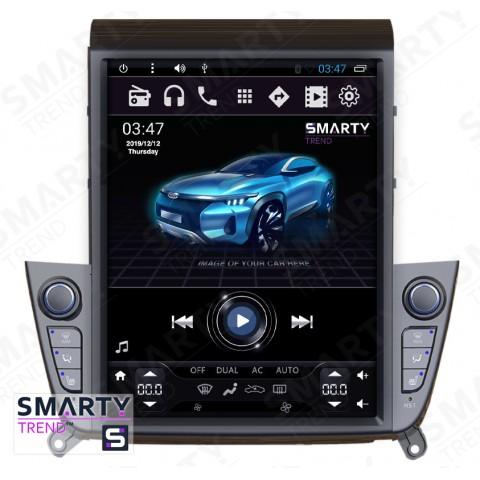 Штатная магнитола Smarty Trend ST8UT-516K12112 для Hyundai ix35 на Android 6.0.1 (Marshmallow)