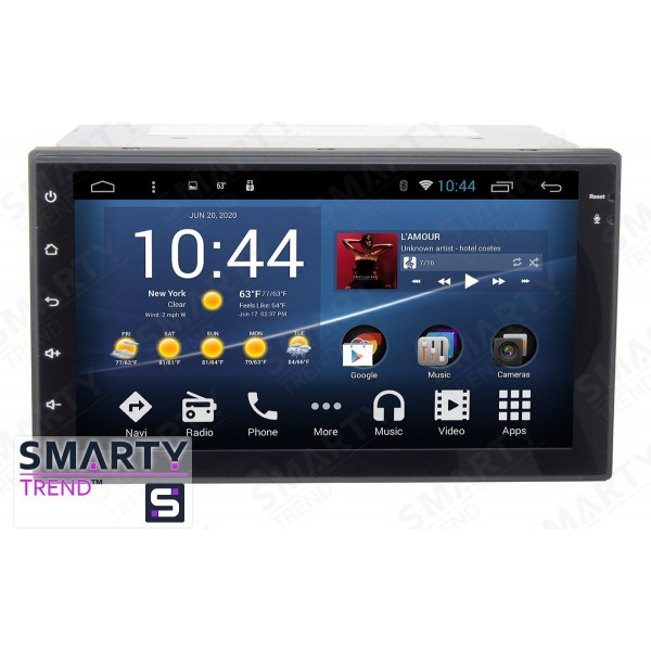 Штатная магнитола Smarty Trend для Hyundai Matrix 2004-2010 - Android 8.1 (9.0)