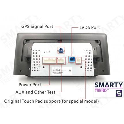 Штатная магнитола Smarty Trend для Lexus NX 300h / 200 2014+ - Android 7.1